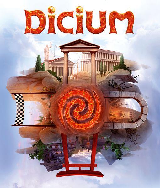Jeu de société Dicium