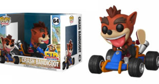 Figurine Funk Crash Racing Team