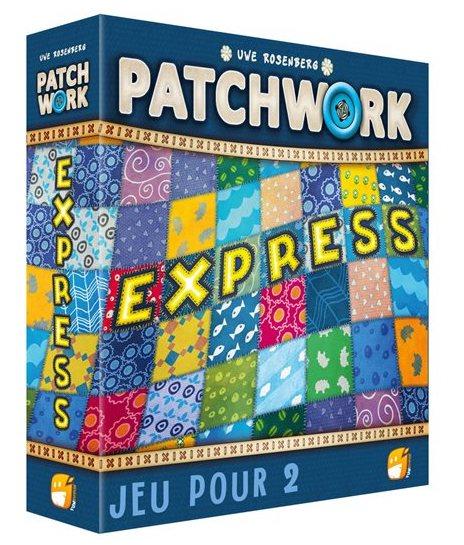 Jeu de société Patchwork Express