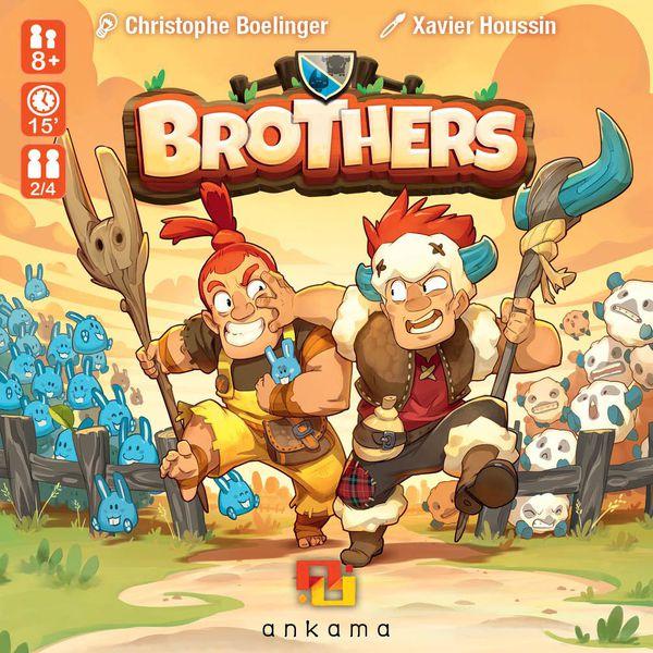 Jeu de société Brothers