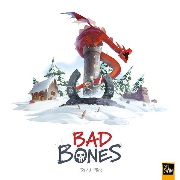 Jeu de société Bad Bones