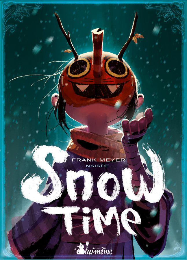 Jeu de société Snow Time