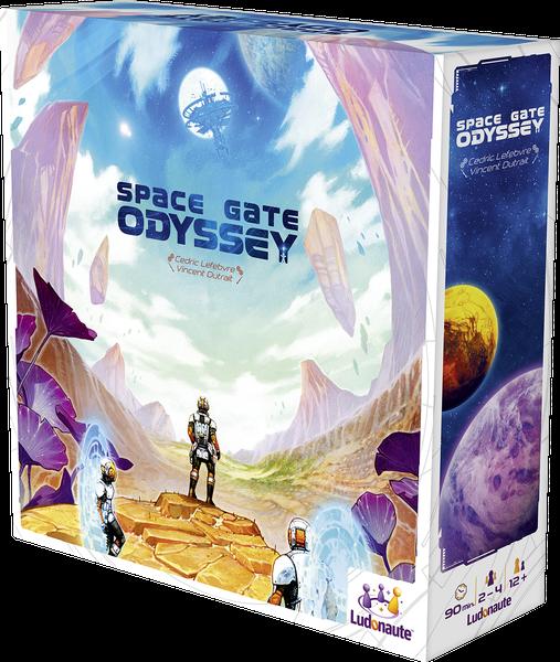 Jeu de société Space Gate Odyssey
