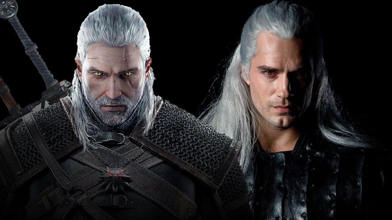 Henry Cavill incarnera un Geralt of Rivia plus jeune dans la série télé que la version des jeux vidéo