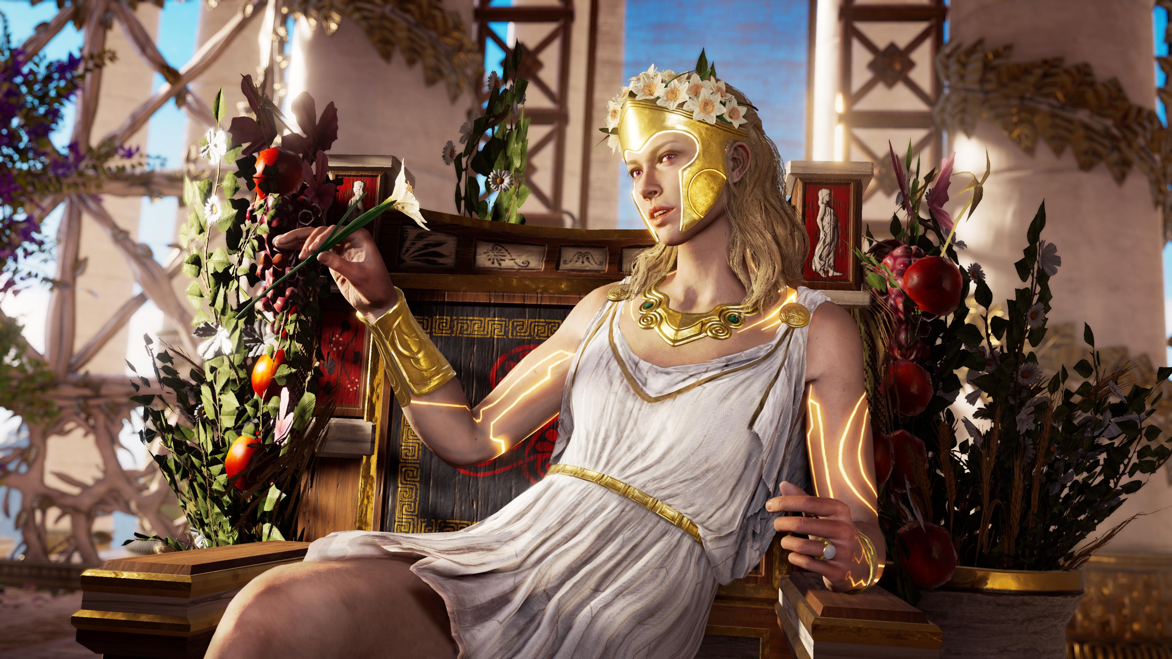 Le joueur devra choisir son camp alors qu'une guerre civile menace de déchirer l'Élysée