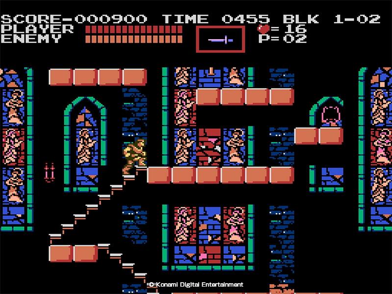 Le dernier titre de la trilogie sur la NES introduit de nouveaux personnages et des niveaux alternatifs