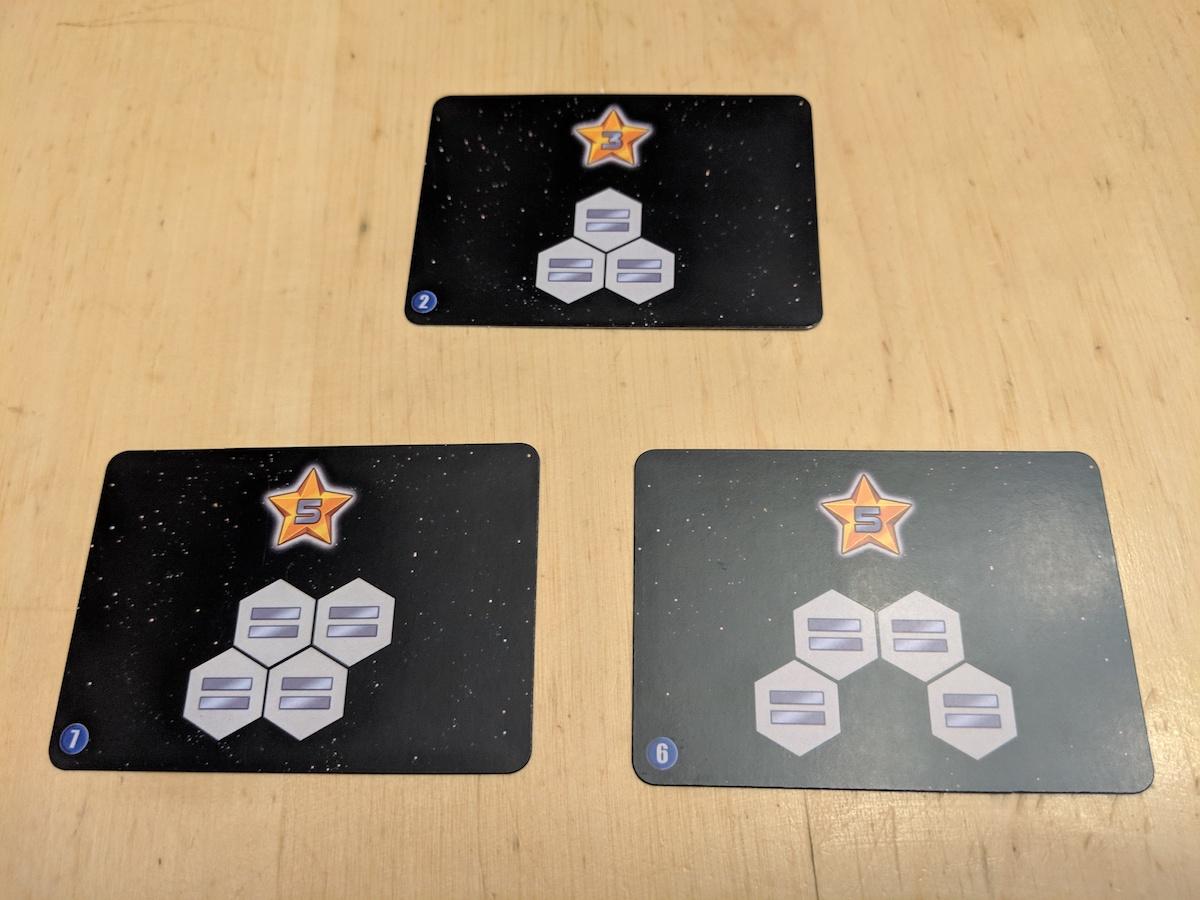 Plateau de joueur pour Galaxies