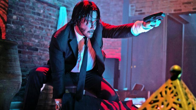 Keanu Reeves est co-auteur BRZRKR