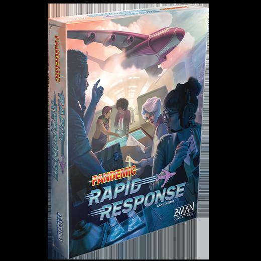 Jeu de société Pandemic: Rapid Response