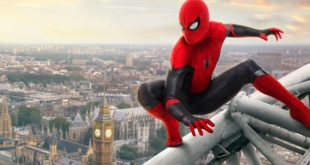 Bannière Spider-Man Far From Home