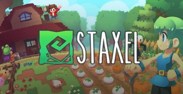Staxel: une fusion entre Stardew Valley et Minecraft