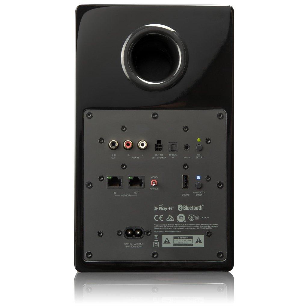 Connectivité des haut-parleurs SVS Prime Wireless