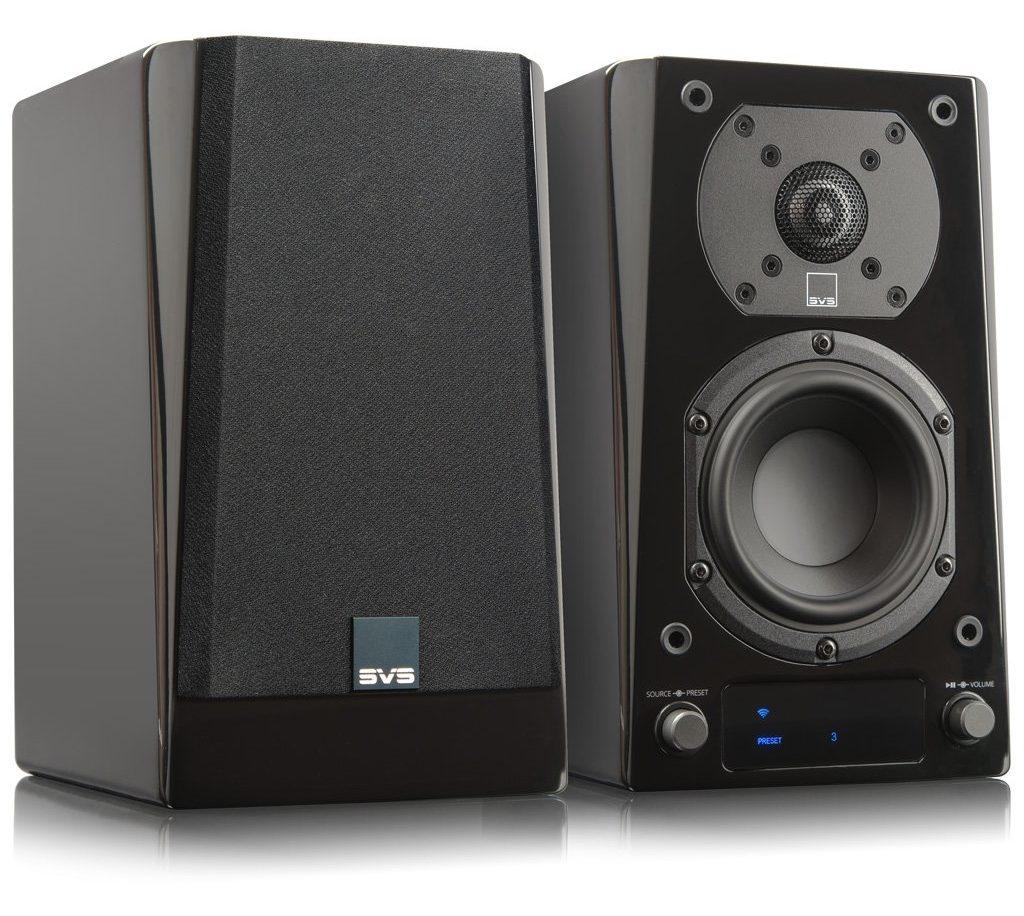 Haut-parleurs SVS Prime Wireless