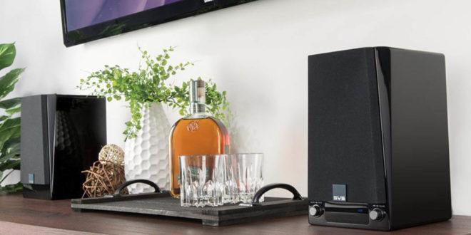 SVS Prime Wireless – Des haut-parleurs sans fil qui déménagent