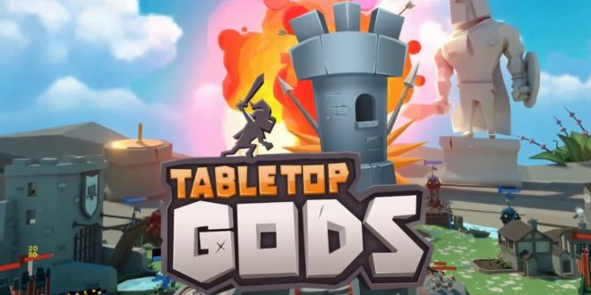 Tabletop Gods : un jeu de tower-defense amené à un autre niveau !