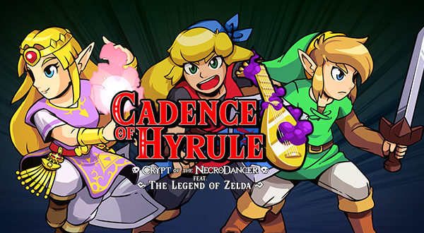 Cadence of Hyrule : un bel hommage à The Legend of Zelda