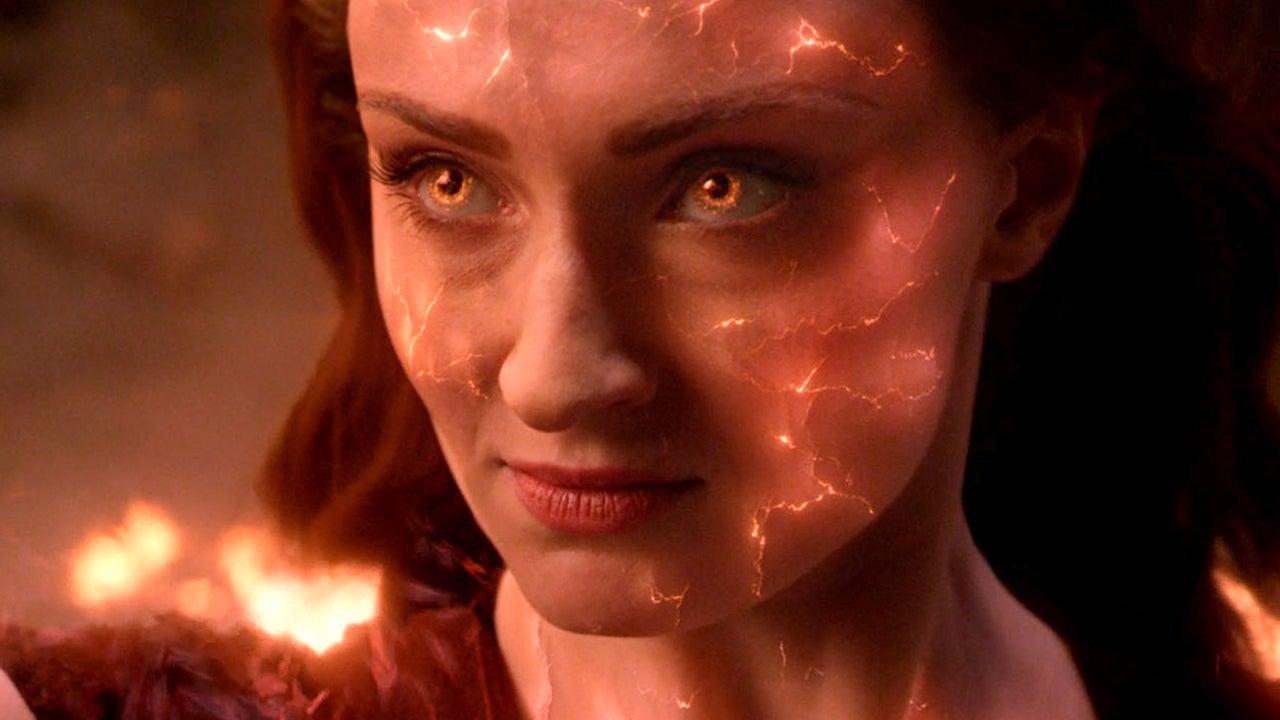 Jean Grey développera des pouvoirs très puissants dans Dark Phoenix