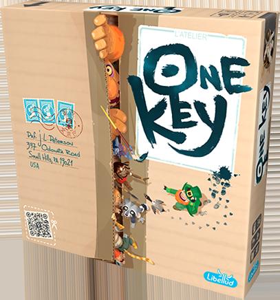 Jeu de société One Key