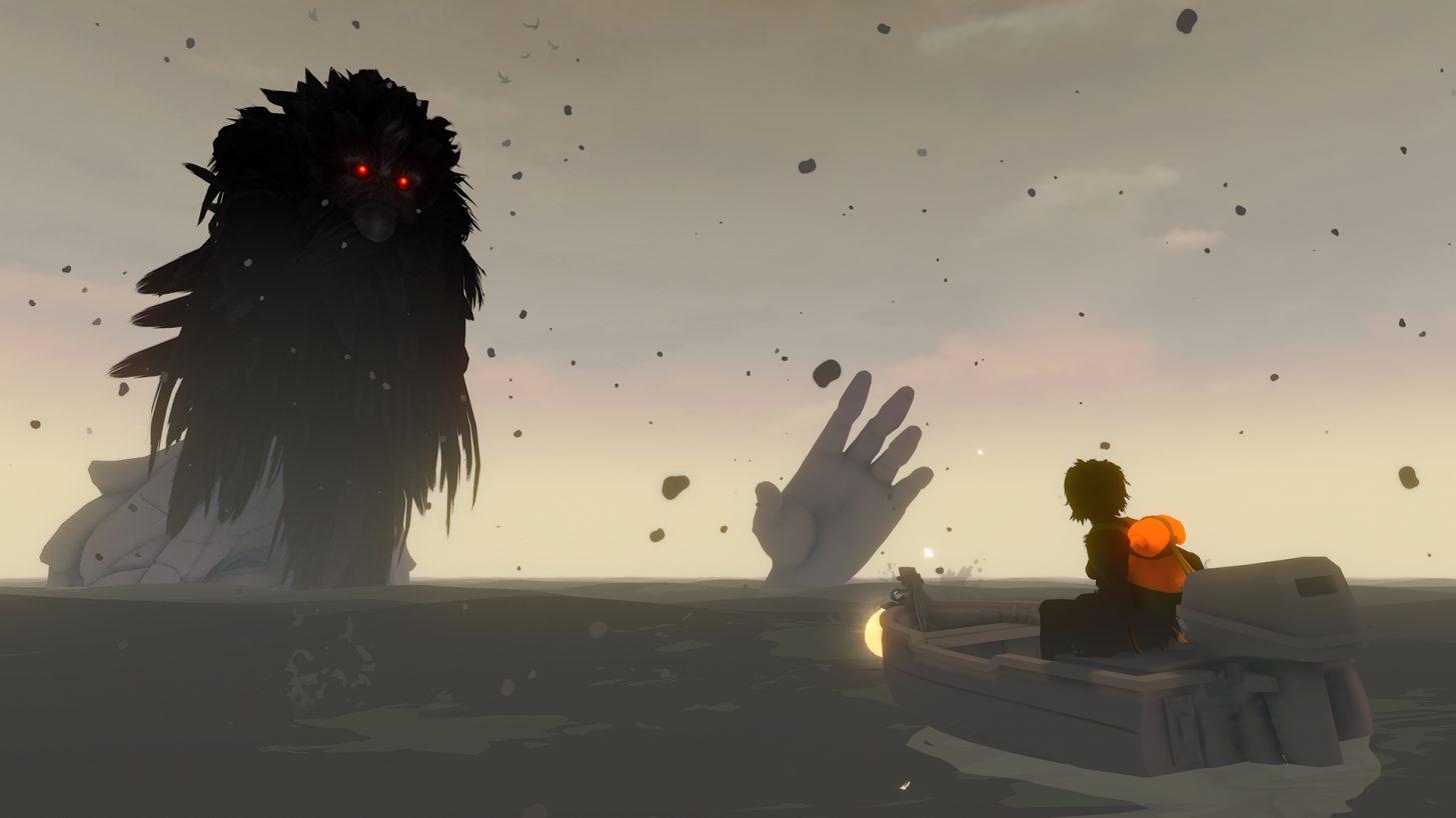 Kay rencontrera de nombreux monstres lors de son voyage