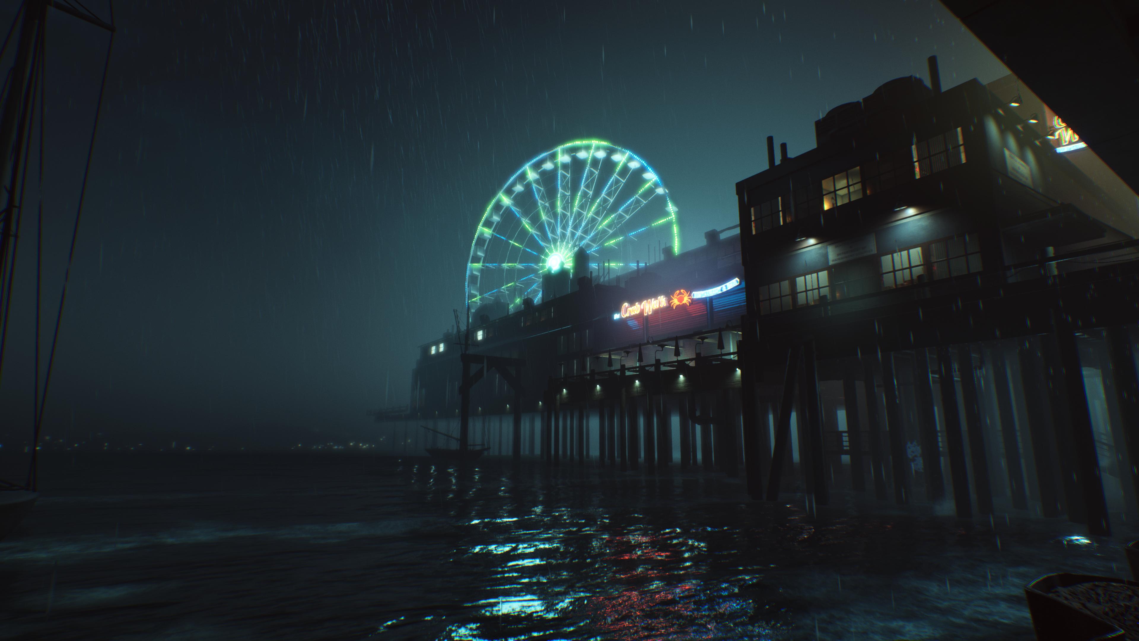 Le jeu vous invitera à explorer le côté sombre de Seattle où les vampires évoluent.