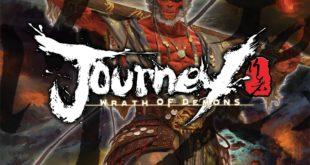 Boîte du jeu Journey : Wrath of Demons.