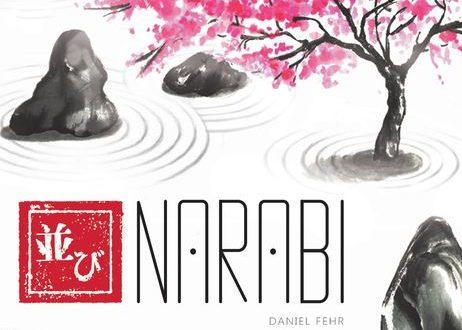 Narabi: remettre de l'ordre dans le jardin de rochers japonais