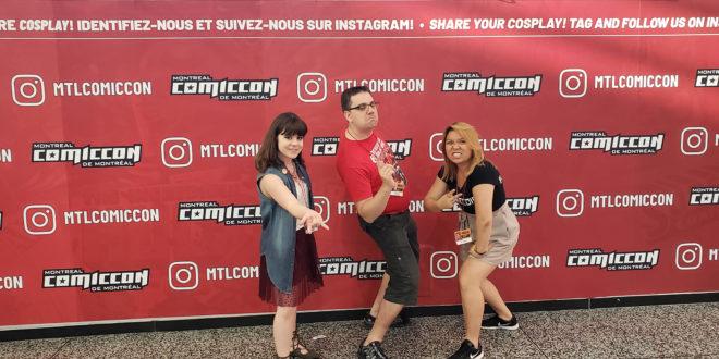 Comiccon de Montreal 2019 - Geekbecois