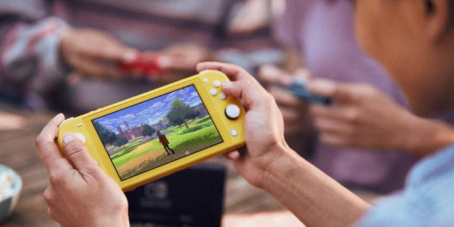 Nintendo annonce la nouvelle Switch Lite, dédiée au jeu portable