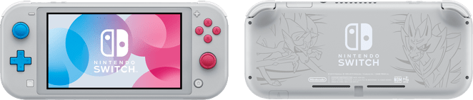 Nintendo Switch Lite édition Pokemon
