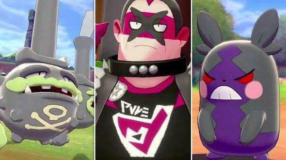 Pokémon Sword et Pokémon Shield: plusieurs nouveautés dévoilées