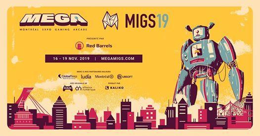 MEGA+MIGS 2019: dévoilement de la programmation