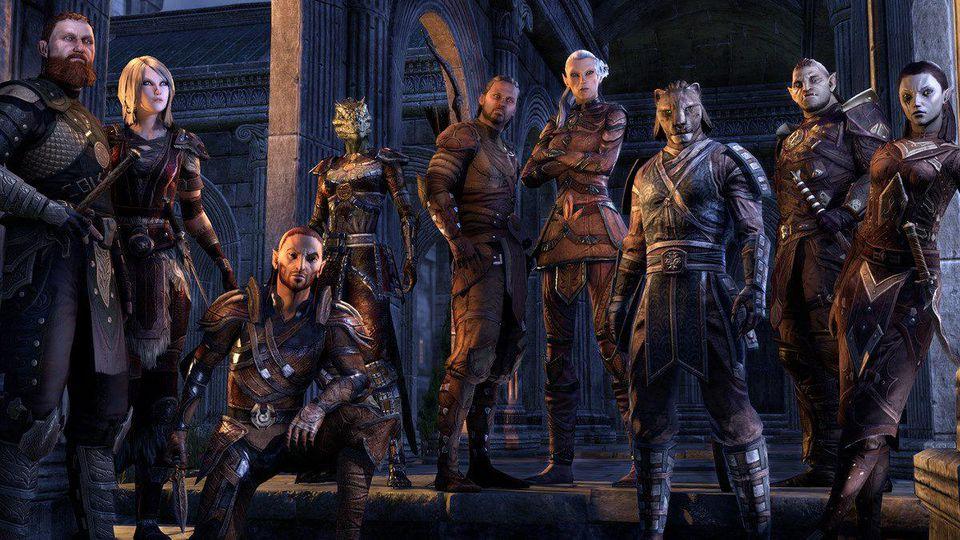Joindre une guilde donne plusieurs avantages, comme avoir le soutien d'alliés lors de certaines quêtes