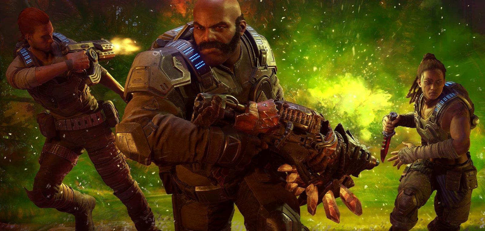 Le mode Escape est une nouveauté pour la franchise où les joueurs devront s'échapper d'une base ennemie