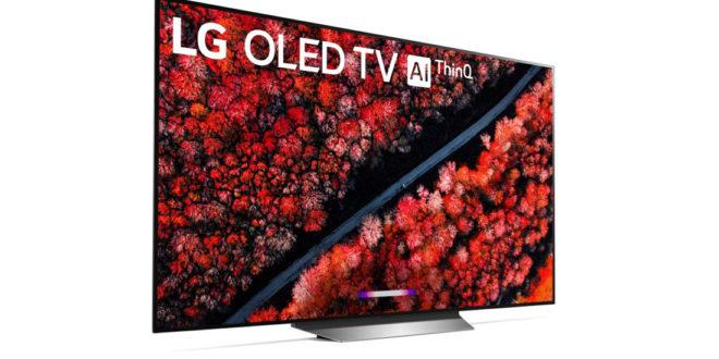 Test du téléviseur LG OLED C9 – Un festival de couleurs en résolution ultra haute!