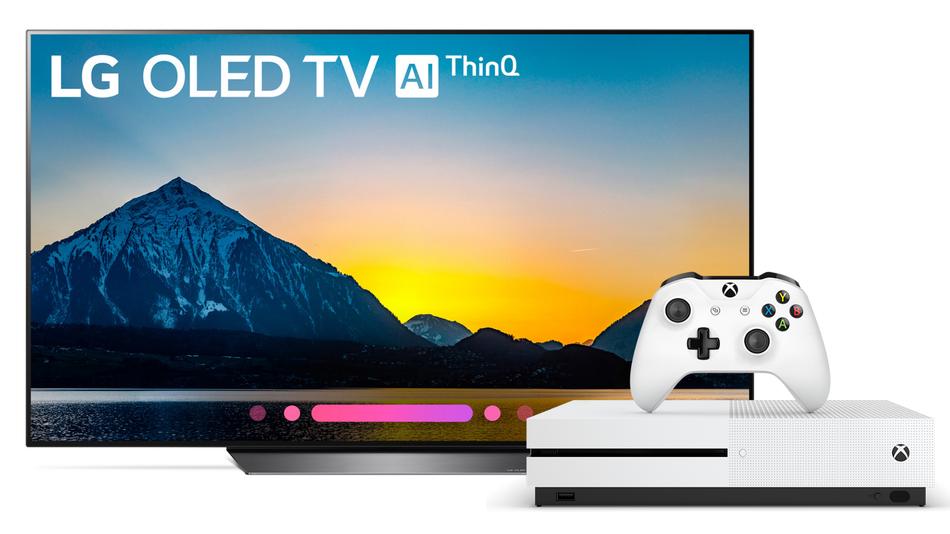 Les joueurs sérieux bénéficieront grandement de la qualité d'images du téléviseur LG OLED C9