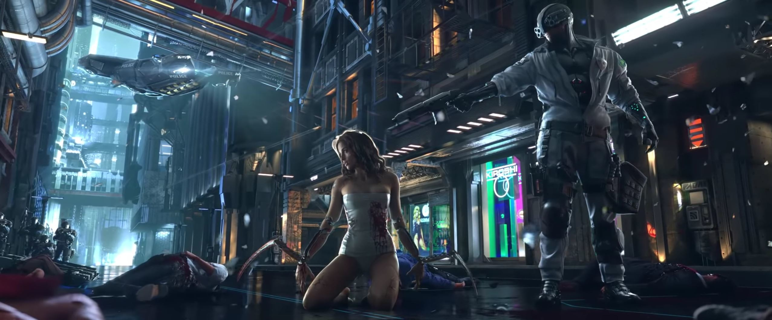 Ce sera finalement en septembre prochain que les joueurs pourront mettre la main sur Cyberpunk 2077
