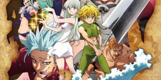 Programme de l'automne 2019 des animes japonais