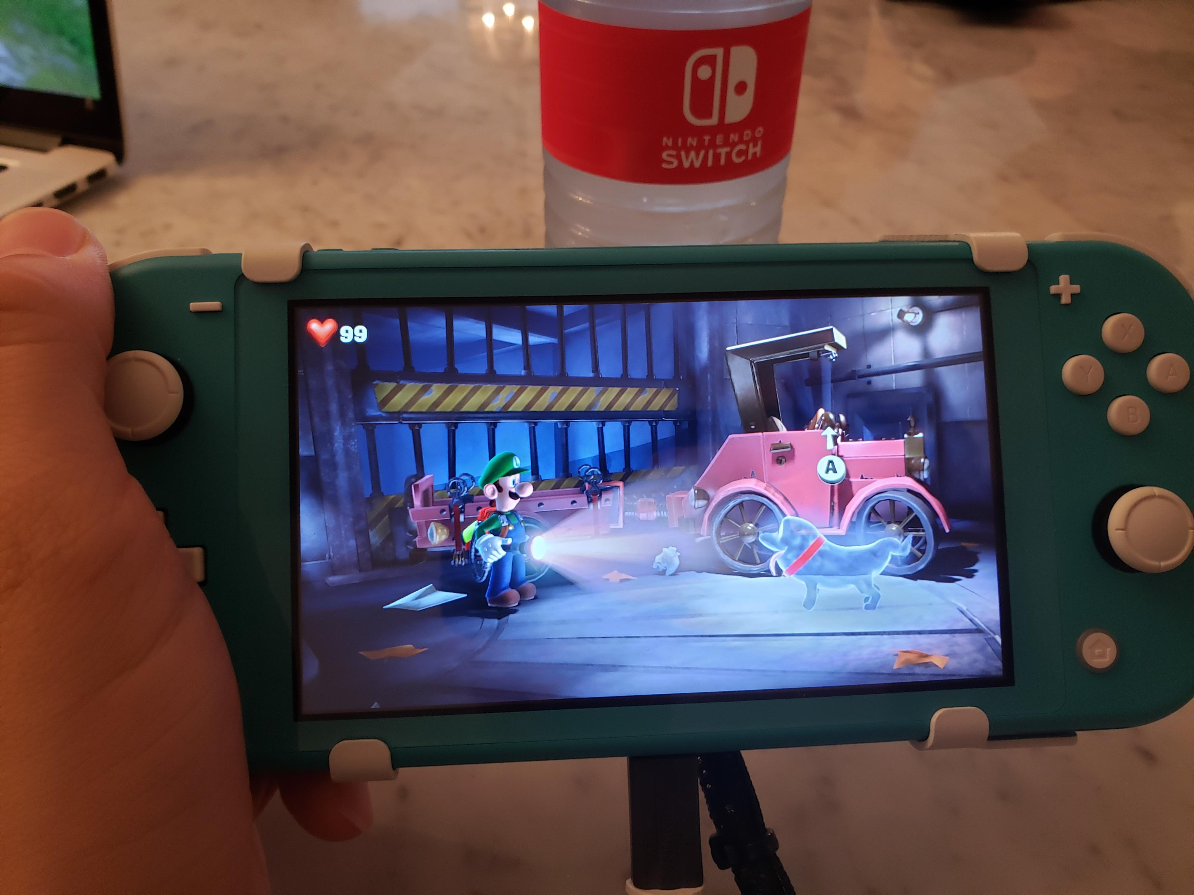 Les amateurs de Luigi retrouveront bientôt leur héros dans Luigi's Mansion 3