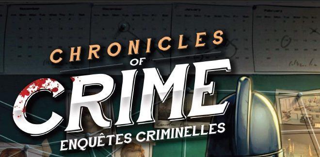 Chronicles of Crime: jouer à l'enquêteur en réalité virtuelle