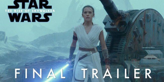 Rise of the Skywalker: une dernière bande-annonce avant la sortie du film!