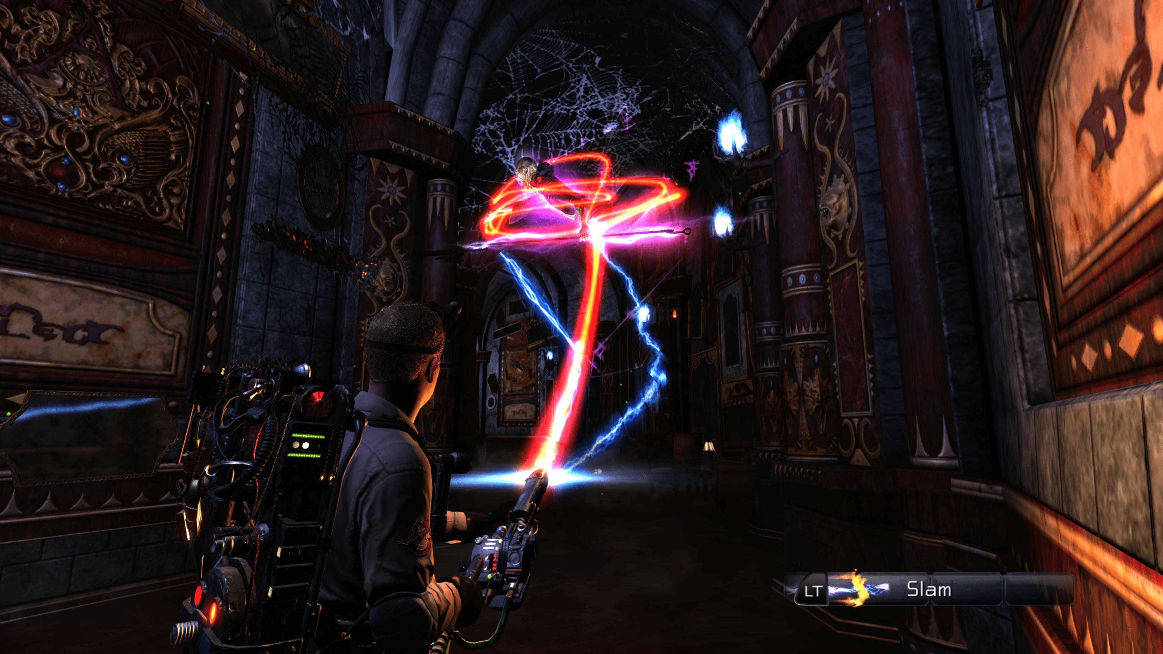 Le jeu vous offre l'expérience de faire véritablement partie de l'équipe des Ghostbusters