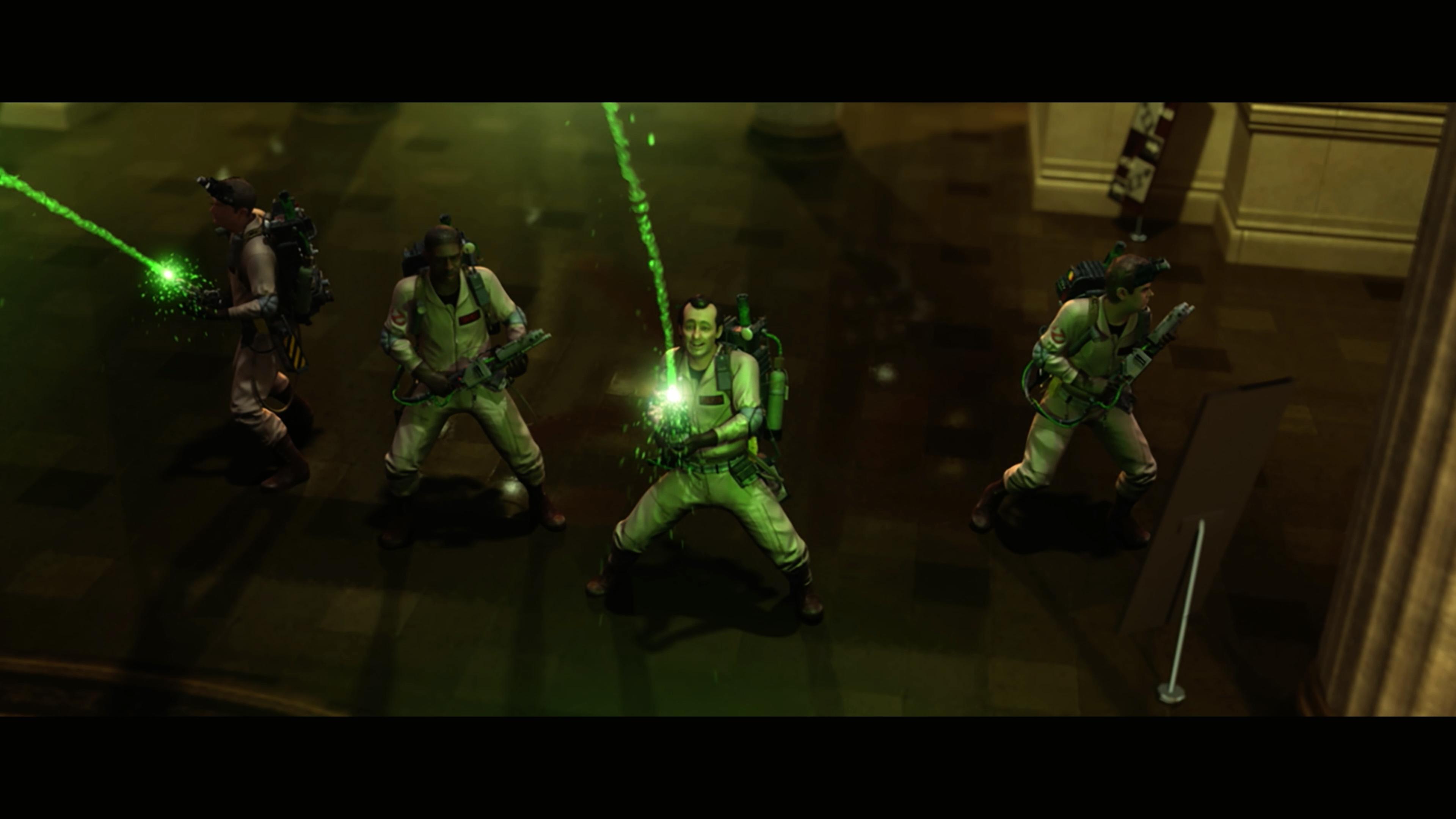 Joignez-vous à Peter, Ray, Egon et Winston dans un jeu qui peut être considéré comme le troisième film de la franchise.