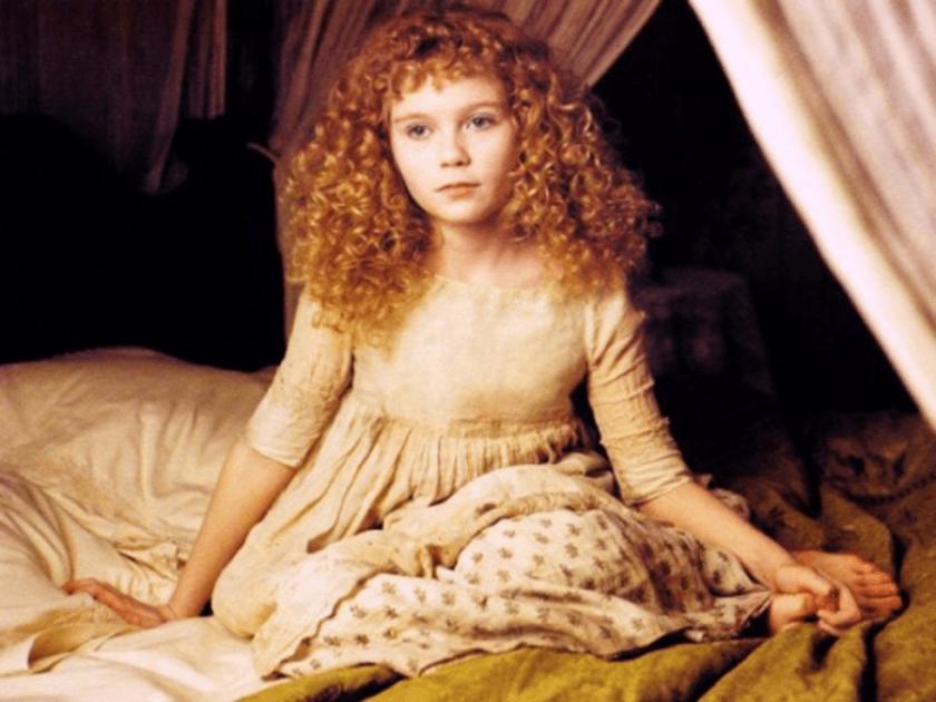 Parmi une excellente distribution, la jeune Kirsten Dunst brille dans le rôle de Claudia.