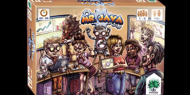 Mr. Java: un jeu de gestion d'entreprise informatique fait au Québec