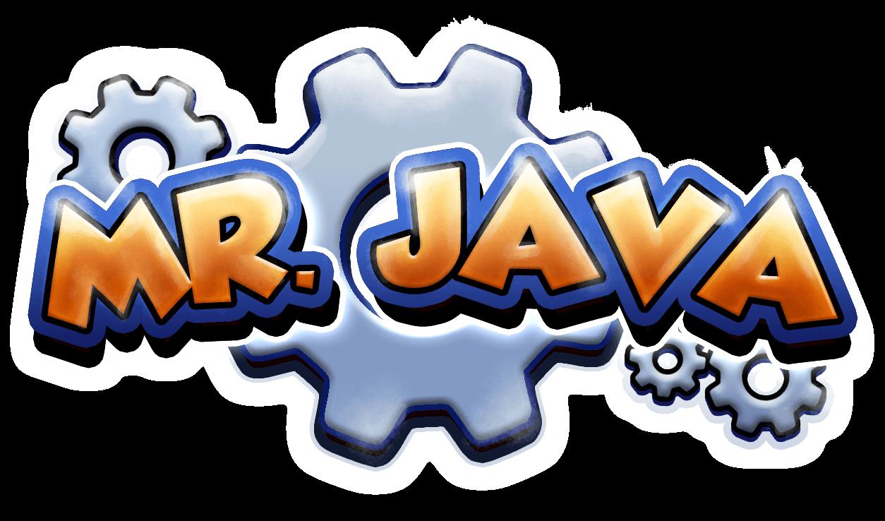 Mr. Java