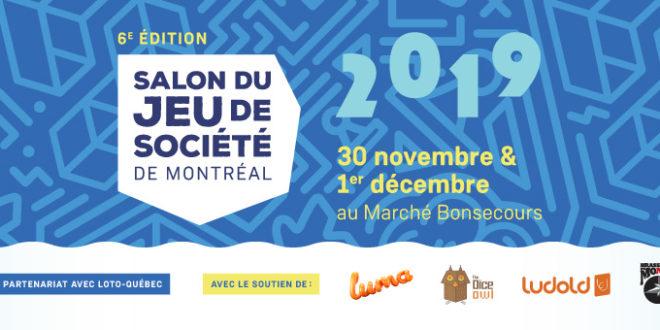 Le Salon du jeu de société de Montréal, en plein cœur du Marché Bonsecours