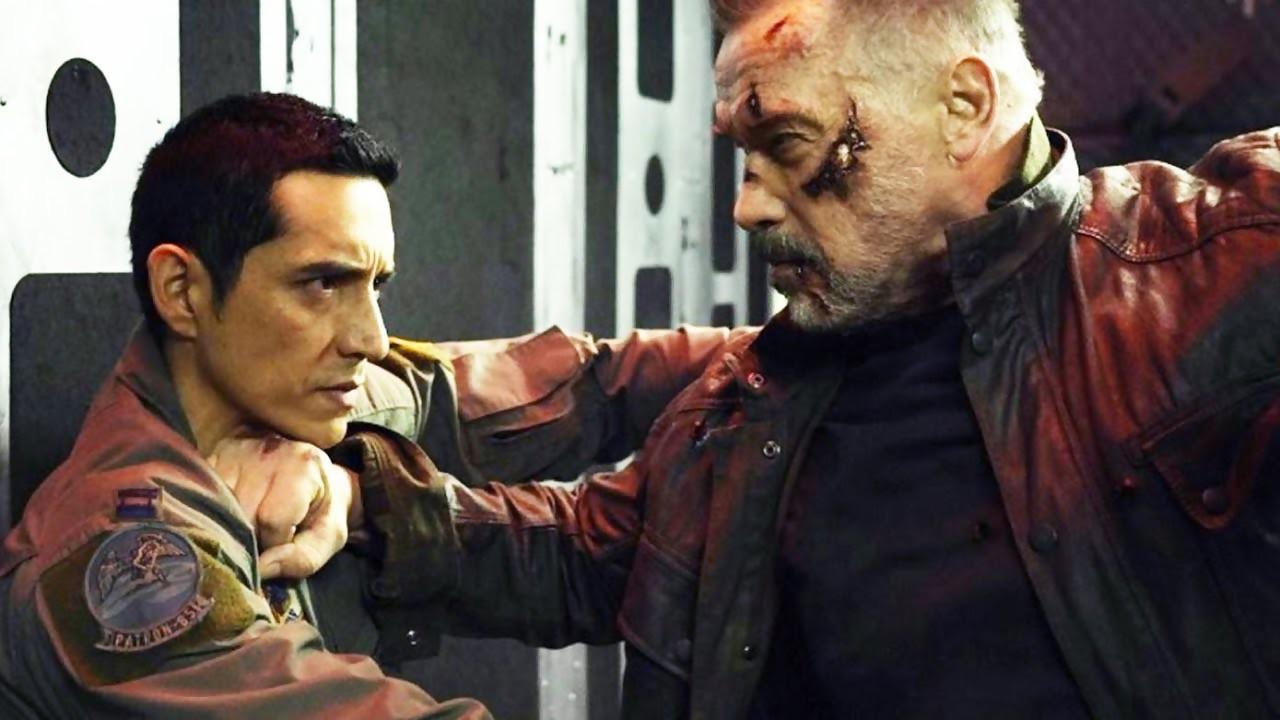 Terminator: Dark Fate robots