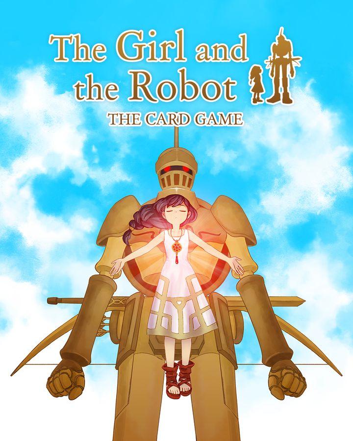 Jeu de société The Girl and the Robot