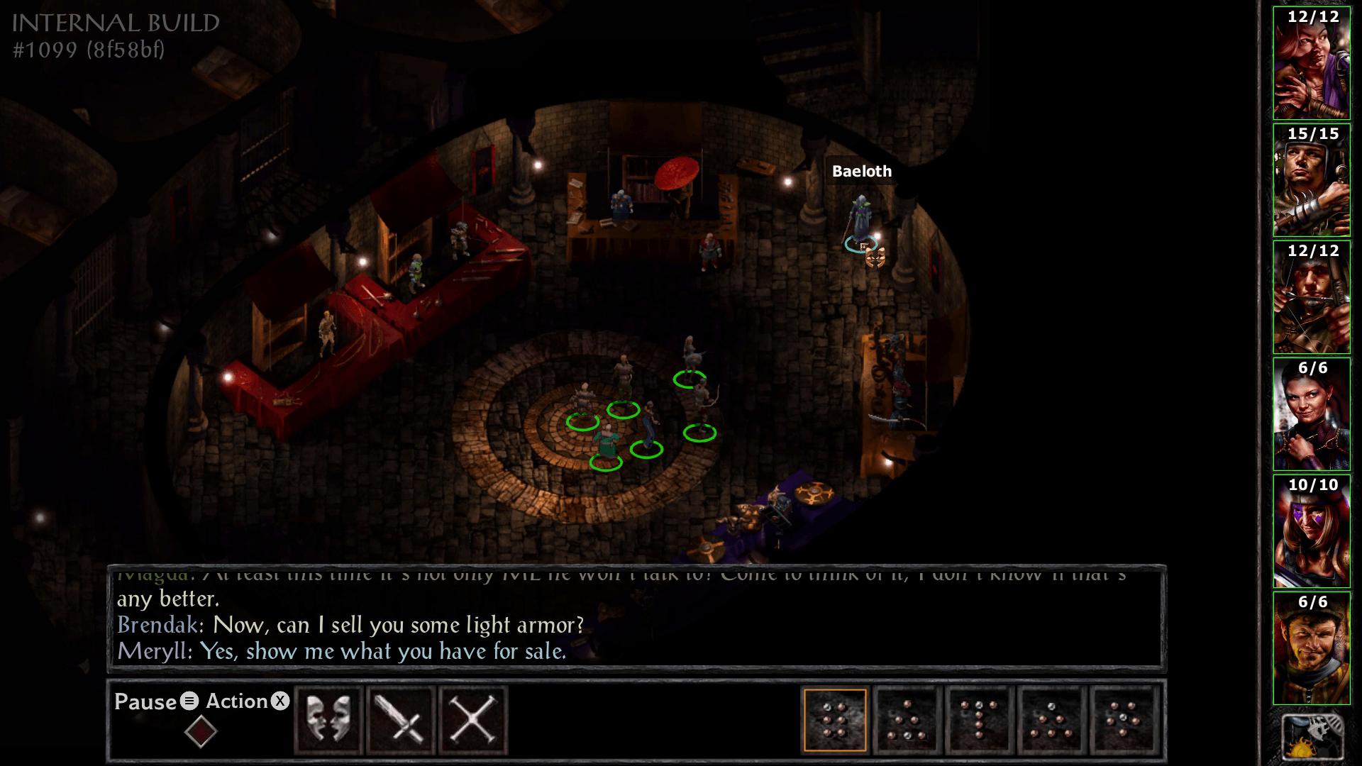 Baldur's Gate demeure un des meilleurs jeux de rôle et son histoire n'a pas pris une ride. Les graphiques par contre, malgré la version rehaussée, montrent sérieusement leur âge.