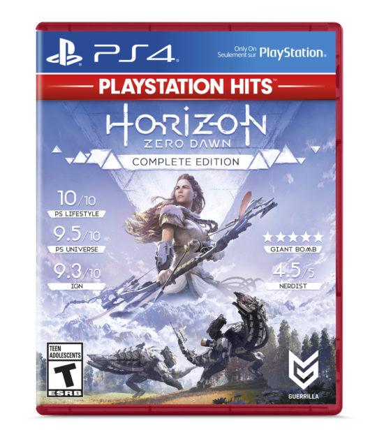 Complétez votre collection des meilleurs titres sortis sur la PS4 avec la collection Playstation Hits
